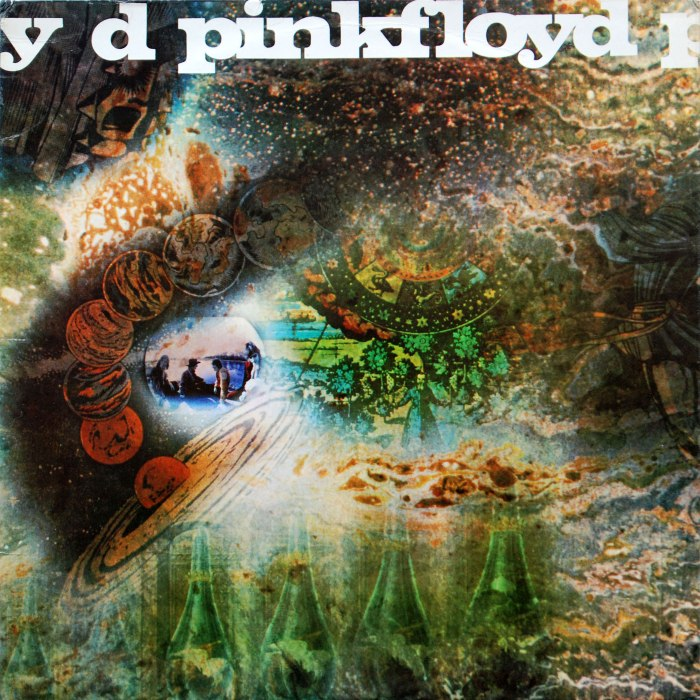 No. 2: A Saucerful of Secrets